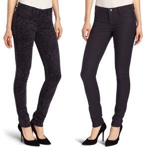 Calvin Klein Reversible Black Slim Jeans Size 30
